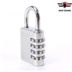 Ổ khóa mã số dọc inox CJSJ Cao Cấp ( Có thể thay đổi mã khóa ) – Huy Tưởng