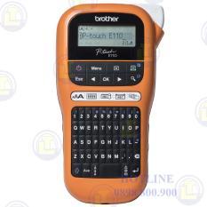 Máy in nhãn công nghiệp cầm tay Brother P-Touch PT-E110