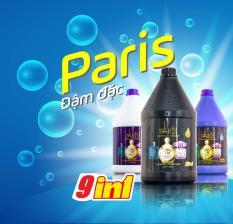 Nước Giăt Paris Hương Hoa 3,6L (Đen)