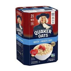 Yến Mạch Quaker Oats Loại Cán Vỡ Thùng 4,52Kg – Nhập Khẩu Từ Mỹ