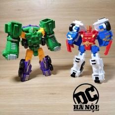 Robot Biến Hình Transformer 2In1 Cho Bé 3 Tuổi Trở Lên