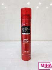 [HCM]Keo Xịt Giữ Nếp Tóc Double Rich Hair Spray 170ml