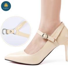 Quai giày cao gót chữ Y chống tuột gót cho dáng đi tự tin có loại dây ẩn bằng silicon trong suốt_ buybox _ BBPK51