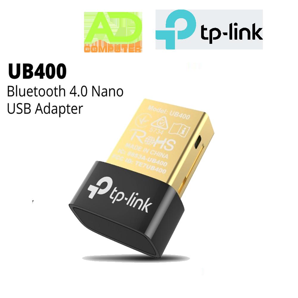 USB Bluetooth 4.0 TP-Link UB400 dùng cho máy tính – Bảo Hành 1 Năm