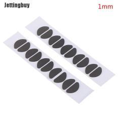 Jettingbuy 10 Cặp Miếng Dán Mắt Mềm Thoải Mái Miếng Đệm Mũi Chống Trượt Kính Mắt