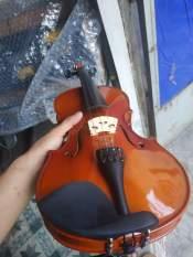 Đàn violin Fly 2, dòng đàn violin gỗ phổ thông dành cho người mới tập chơi đàn, để tập học diễn văn nghệ