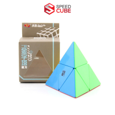 Rubik Biến Thể YJ Pyramix 2×2 JINZITA Stickerless – Shop Speed Cube