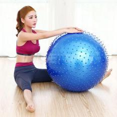 Bóng gai tập yoga – bóng gai mát xa 65cm
