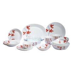 Bộ 32 món đồ dùng bàn ăn La Opala Diva 32CP