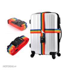 Dây đai vali khóa số