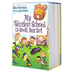 ORIGINAL [SÁCH GỐC NHẬP KHẢU] – My Weird School (Bộ 12 cuốn) – Level 4 – My Weirder School