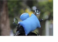 [Combo 2 món] ghế đi xe máy và gối đi xe cho bé yêu