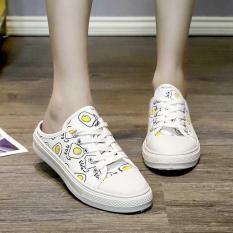 Giày sục thể thao trứng mẫu mới
