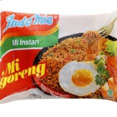 Thùng 40 gói mì xào khô indomie goreng Vị Đặc Biệt 85g