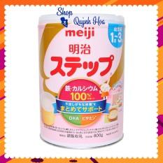 Sữa Meiji nội địa Nhật [CHÍNH HÃNG] / Sữa Meiji số 1-3, 800g – [CÓ TEM PHỤ TIẾNG VIỆT] – Dành cho trẻ từ 1- 3 tuổi