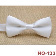 Nơ cài cổ áo Sơ Mi Vest Nam thời trang cao cấp NO-120-126 {Phụ Kiện Áo Vest – AdamZone}