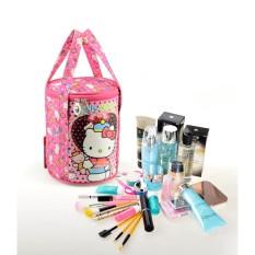 Túi đựng đồ mang đi PINK030 Pink Xinh Decor túi xách cho bé Hello Kitty Minion gọn nhẹ