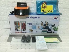 TỦ SẤY Quick 2 TẦNG MẪU TO