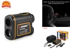 Ống nhòm Laser đo khoảng cách, góc, vận tốc Xây dựng, chơi Golf Hàng hiệu SNDWAY- AGD