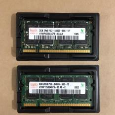 Ram laptop DDR2 2GB bus 800 PC2 6400S Samsung/hynix/kingston
