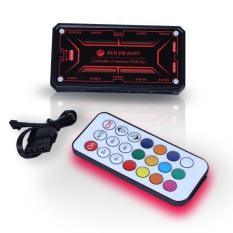 3h computer Hub rgb ,Bộ Hub Kết Nối Nguồn Và Điều Khiển Fan Led RGB dùng cho faN RGB coolmoon ,red dragon