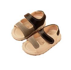 Sandal Bé Trai Dép Cho Bé Giày Trẻ Em Hai Quai Đế Mềm A-08