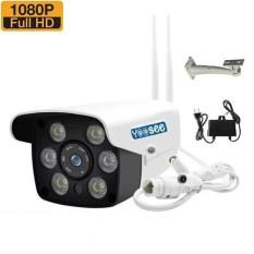 Camera ngoài trời chống nước Yoosee W26S Full HD 1080P 4 Led trợ sáng đàm thoại 2 chiều