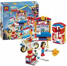 Hộp xếp hình Super Power Girls – Wonder Woman – 10616