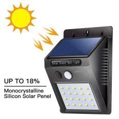 Đèn Cảm Biến Năng Lượng Mặt Trời 24 LED