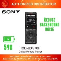 Máy Ghi Âm Sony ICD-UX570F – Hãng Phân Phối Chính Thức – Bảo hành chính hãng 12 tháng