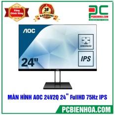 LCD AOC 24V2Q 75HZ IPS SIÊU MỎNG