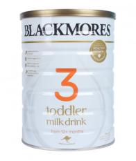 Sữa Bột Blackmores Số 3 Toddler (>12 tháng) – 900g – Xuất Xứ Úc