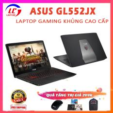 Laptop Gaming Giá Rẻ, Laptop Chơi Game Asus GL552JX, i5-4200H, VGA Rời Nvidia GTX 950M-4G, Laptop Asus, Laptop Gaming