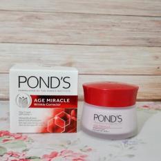Combo 3 hộp pond chống lão hóa 10g tặng túi đựng mỹ phẩm
