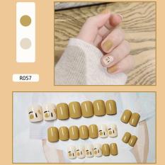 [Tặng keo+ dũa] Set 24 móng tay giả cao cấp- nail giả Kinakino phukienlamdep