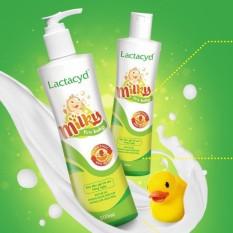 Sữa tắm gội dịu nhẹ, an toàn cho bé sơ sinh 250ml (nắp bật)- H5