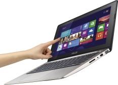 Laptop cảm ứng ASUS VivoBook X202E Core i3, 4gb Ram, 128gb SSD, 12ich HD Cảm ứng, vỏ nhôn phay