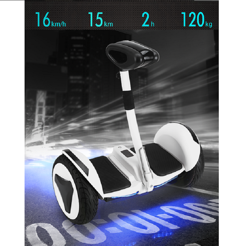 XE ĐIỆN CÂN BẰNG THÔNG MINH – BẢN MỚI 2019 Có Bluetooth, đèn led, tay xách thuận tiện