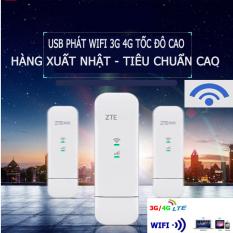 Bộ phát wifi từ sim 3g 4g – Bộ usb phất wifi đa mạng – hàng cao cấp – bản mới