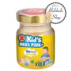 Nước Yến Sào Cao Cấp Thiên Việt Kid's Nest Plus+ Hương Vị Tự Nhiên Hủ 70ml (Ăn ngon cao lớn)