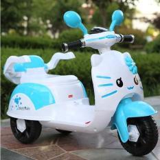 Xe máy điện trẻ em HelloKitty PKQ-A1100