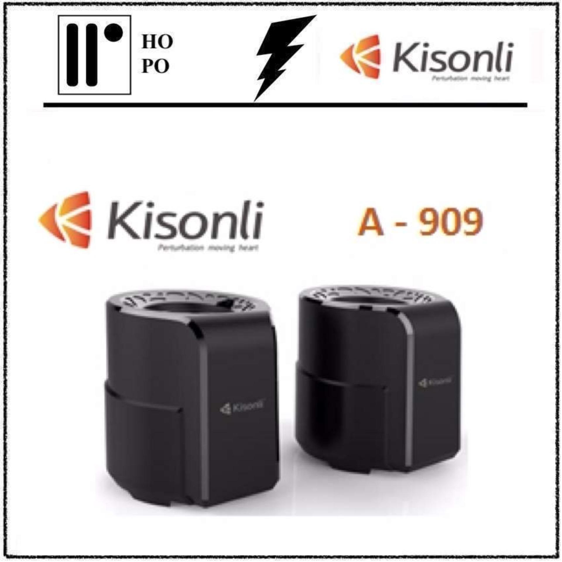 Loa Vi Tính Kisonli A-909 - BH 1 Đổi 1 - 10 tháng + 2