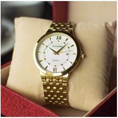 Đồng hồ nam nữ Baishuns B4i01 mạ vàng cao cấp bền màu chống nước tốt siêu mỏng, với kiểu dáng đơn giản và tinh tế, đem đến cho người sử dụng vẻ trẻ trung và sang trọng