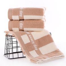 Khăn tắm dày 34×75,siêu thấm chất liệu 100 cotton 100g 131
