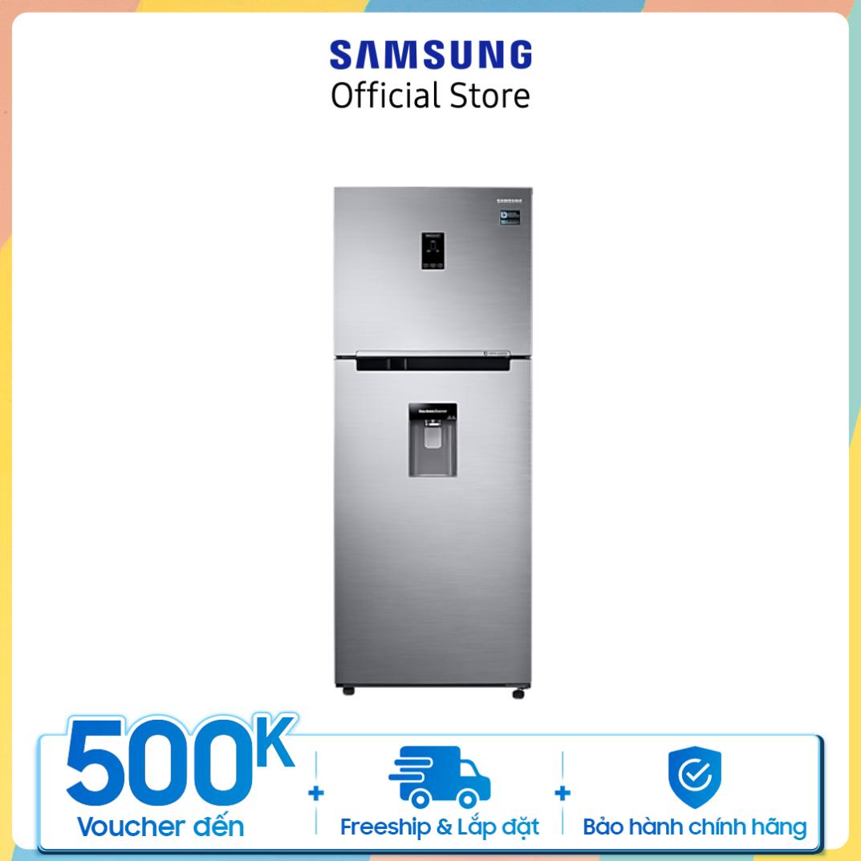 [Trả góp 0%]Tủ lạnh Samsung hai cửa Twin Cooling Plus 375L (RT35K5982S8)