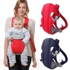 Địu chống gù lưng em bé 4 tư thế chắc chắn an toàn cho mẹ và bé