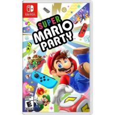 Đĩa Game Nintendo Switch: Super Mario Party