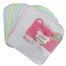 Tấm lót chống thấm Aiko giặt máy combo 8 miếng lót chống tràn thay tã cho trẻ sơ sinh – BEEKIDS PLAZA