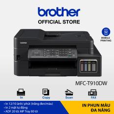 Máy in phun màu đa năng (có Fax) Brother MFC-T910DW