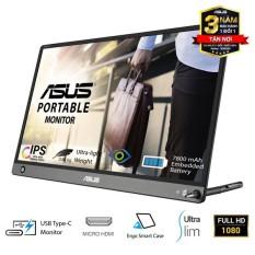Màn Hình Di Động ASUS ZenScreen MB16AHP 15.6″ IPS chống chói Full HD Pin 7800mAh USB Type-C Micro-HDMIloa 1W*2